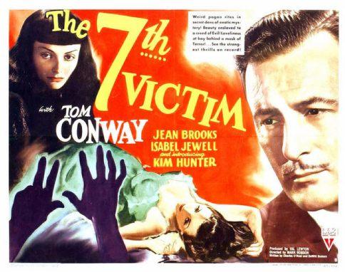 seventh victim poster 2