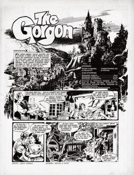 The-Gorgon-House-of-Hammer-comic-strip