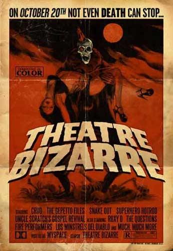 TheatreBizarreMoviePoste
