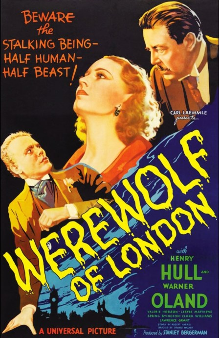 werewolf of london universal