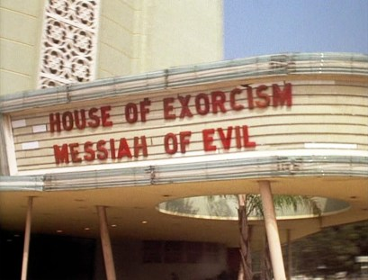 annie hall woody allen house of exorcism + messiah of evil 1977