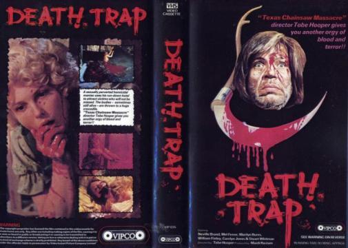 death trap vhs