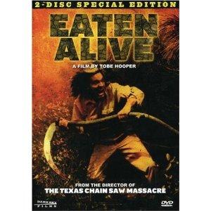 eaten alive dvd