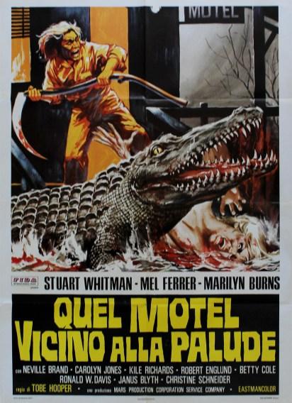 Eaten Alive Quel Motel Vicino Alla Palude