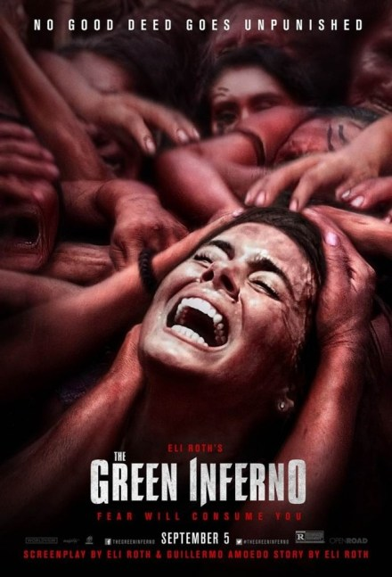 green inferno eli roth poster
