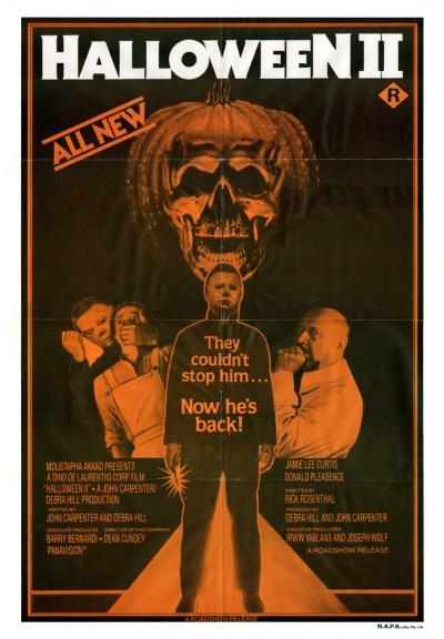 halloween-II-teaser-poster-1981