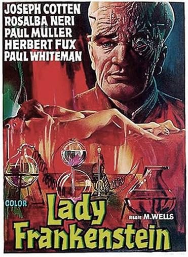 lady frankenstein 0