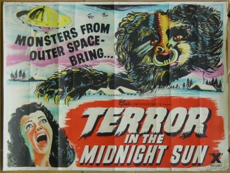 Terror) in the Midnight Sun-poster-3