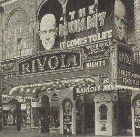 The-Mummy-1932-Karloff-Rivoli-movie-theater-display