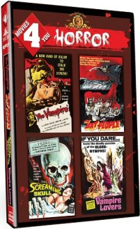 The Vampire + Bat People + Screaming Skull + Vampire Lovers