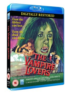 Vampire Lovers Final Cut Blu-ray