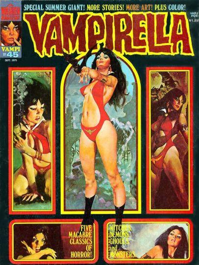 Vampirella 45