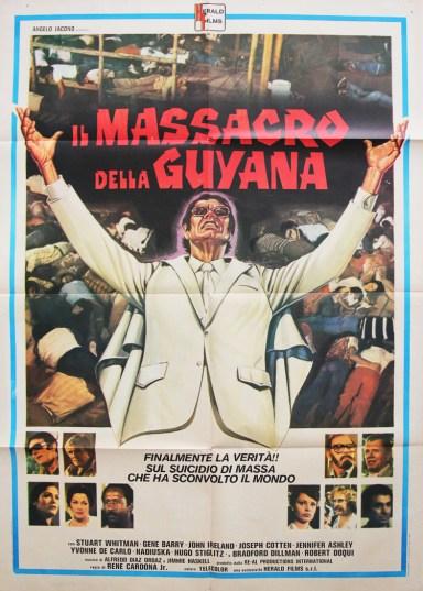 Guyana Cult of the Damned  il massacro della Guyana