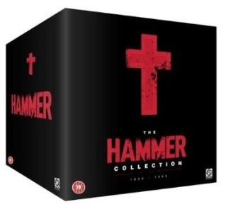 Hammer Horror Collection DVD Box Set