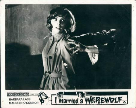 I Married a Werewolf Barbara Lass