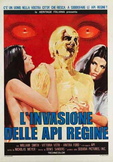 INVASION OF THE BEE GIRLS (ITALIAN)