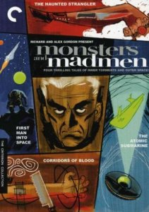 monsters and madmen dvd boris karloff