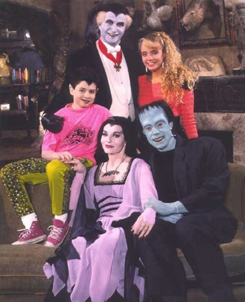 The Munsters Today