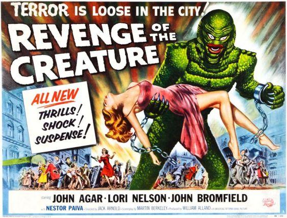 Revenge Of The Creature (1955).0