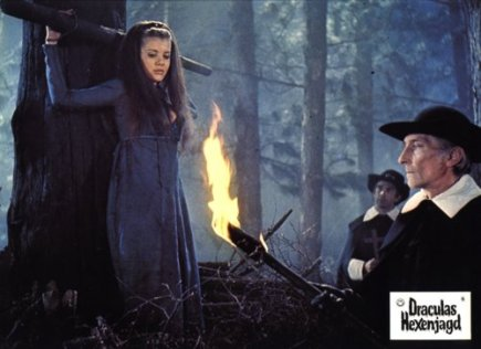 twins of evil witch burning peter cushing collinson