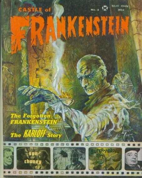 Castle Of Frankenstein 3