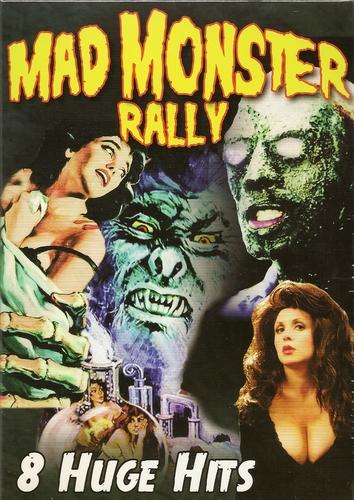 mad monster rally dvd