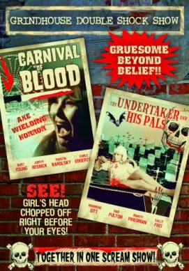 carnival of blood + undertaker and his pals