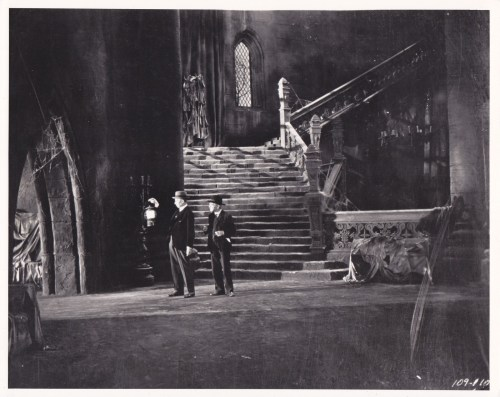 Dracula 1931 Carfax Abbey deleted scene still