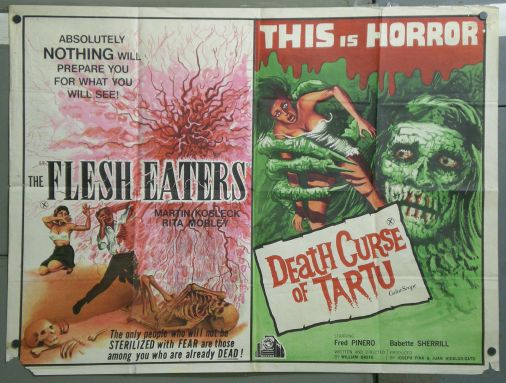 flesh eaters + death curse of tartu