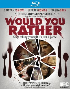 would you rather blu-ray