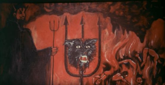 house-of-seven-corpses-horror-movie-1971-cat-mural