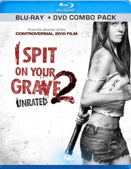 I spit on your grave 2 blu-ray