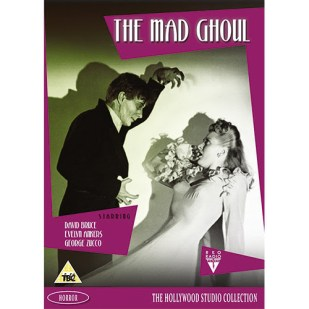 The Mad Ghoul OEG DVD