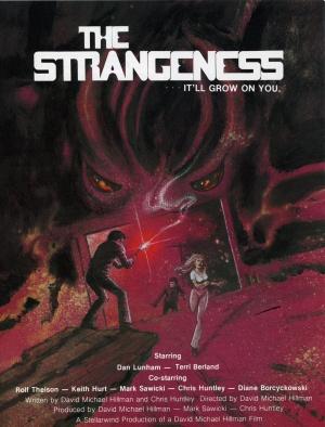 the strangeness poster