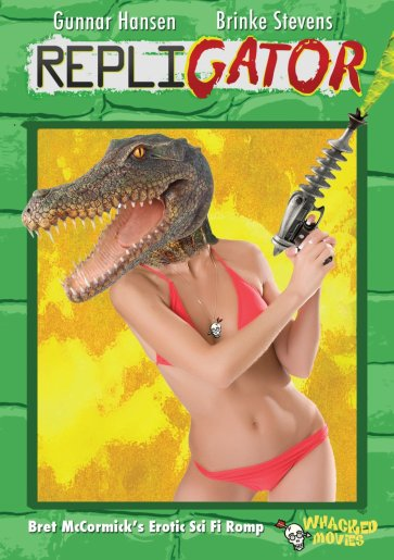 repligator dvd front cover