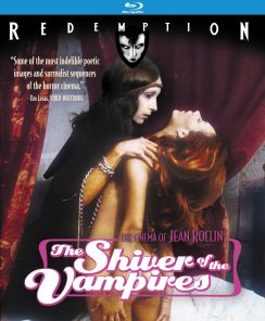 Shiver of the Vampires Blu-ray
