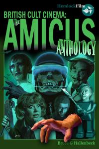 Amicus Anthology Hemlock book Bruce G. Hallenbeck