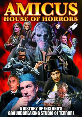 amicus house of horrors dvd