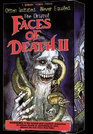 FACES DEATH 2 SLEEVE