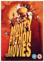 Monty Python Movies DVD