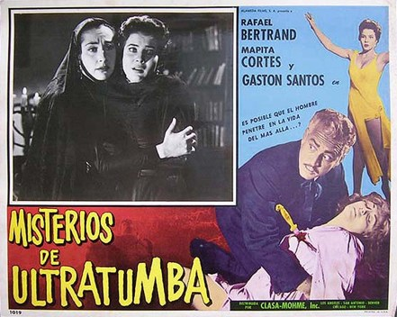 Misterio de Ultratumba (1958, aka - Black Pit of Doctor M)
