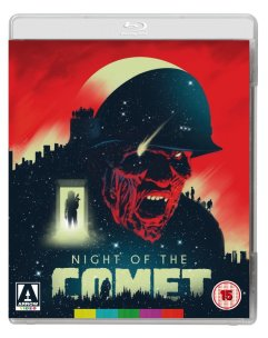 Night of the Comet Arrow Video Blu-ray