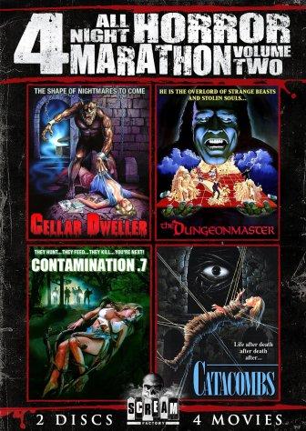 Scream Factory All-Night Horror Marathon