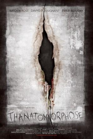 Thanatomorphose poster