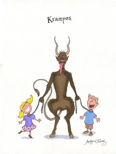 Krampus-Angus-Oblong-cartoon