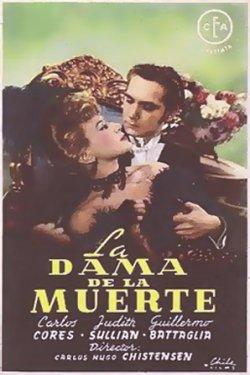 la dama de la muerte 1946 Chile