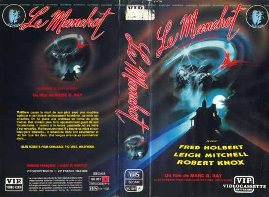 le-manchot--scream-bloody-murder