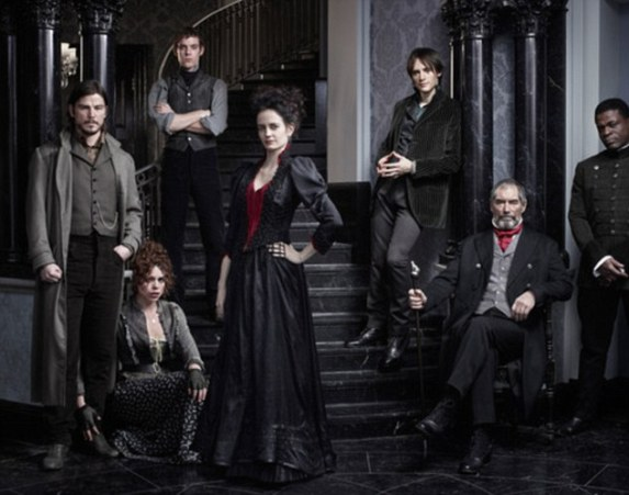 penny dreadful showtime TV series cast