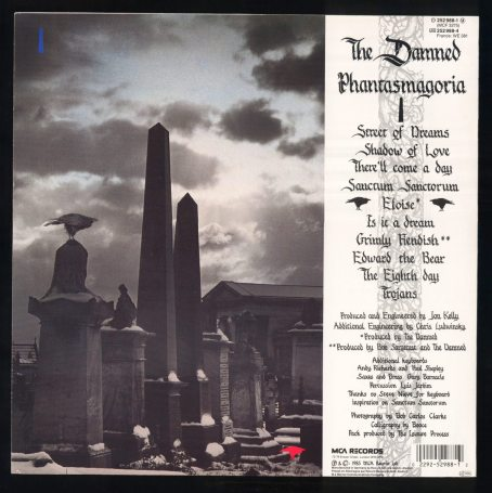 The damned_1985_Phantasmagoria_2