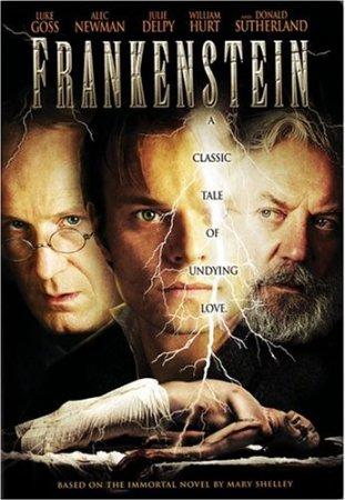 frankenstein 2004 lions gate dvd